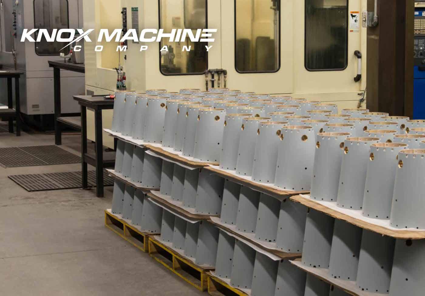 Case Study_Knox Machine